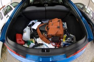 Junk in the (car) trunk