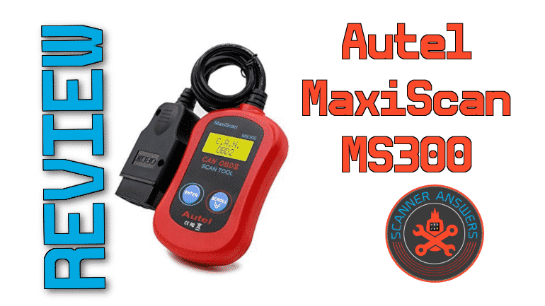 Autel MaxiScan MS300 review