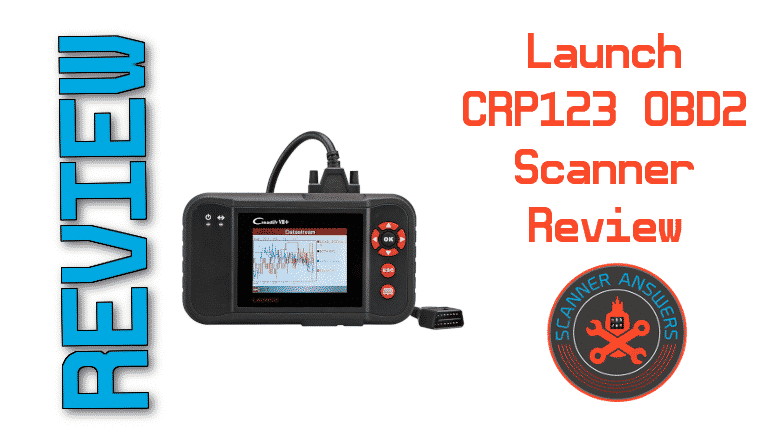 Launch CRP123 OBD2 Scanner Review