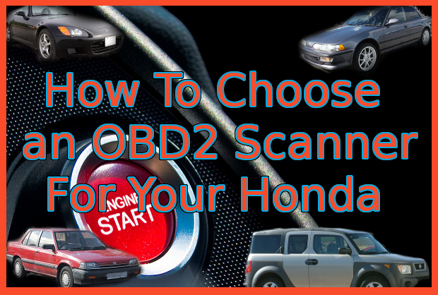 OBD2 Scanners for Honda