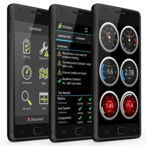 Monitor your car from your phone