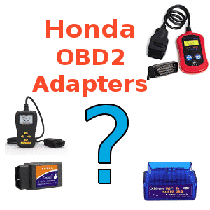 ScannerAnswers' list of the 5 Best OBD2 Scanners for Honda (2019