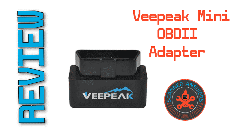 Veepeak Mini OBDII Scan Tool Review