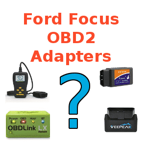 ford focus obd2 adapters