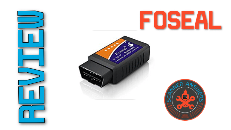 Foseal WiFi OBDII Scanner Review