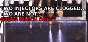 good fuel injector cleaner results