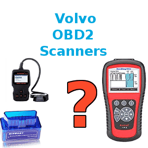 volvo obd2 scanners