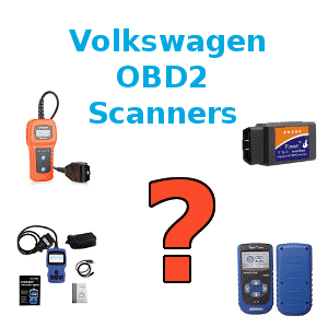 ✅The Best OBD2 Scanners for Volkswagen Vehicles (2019 Newest