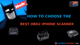 BEST OBD2 IPHONE SCANNER