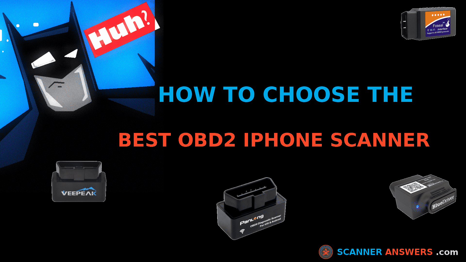 ✔️Put Your Smartphone to Good Use with these Top 5 OBD2 iPhone