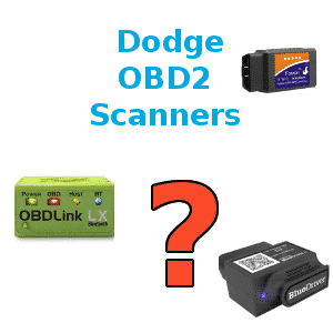 How to choose the best Dodge OBD2 scanner - updated 2019