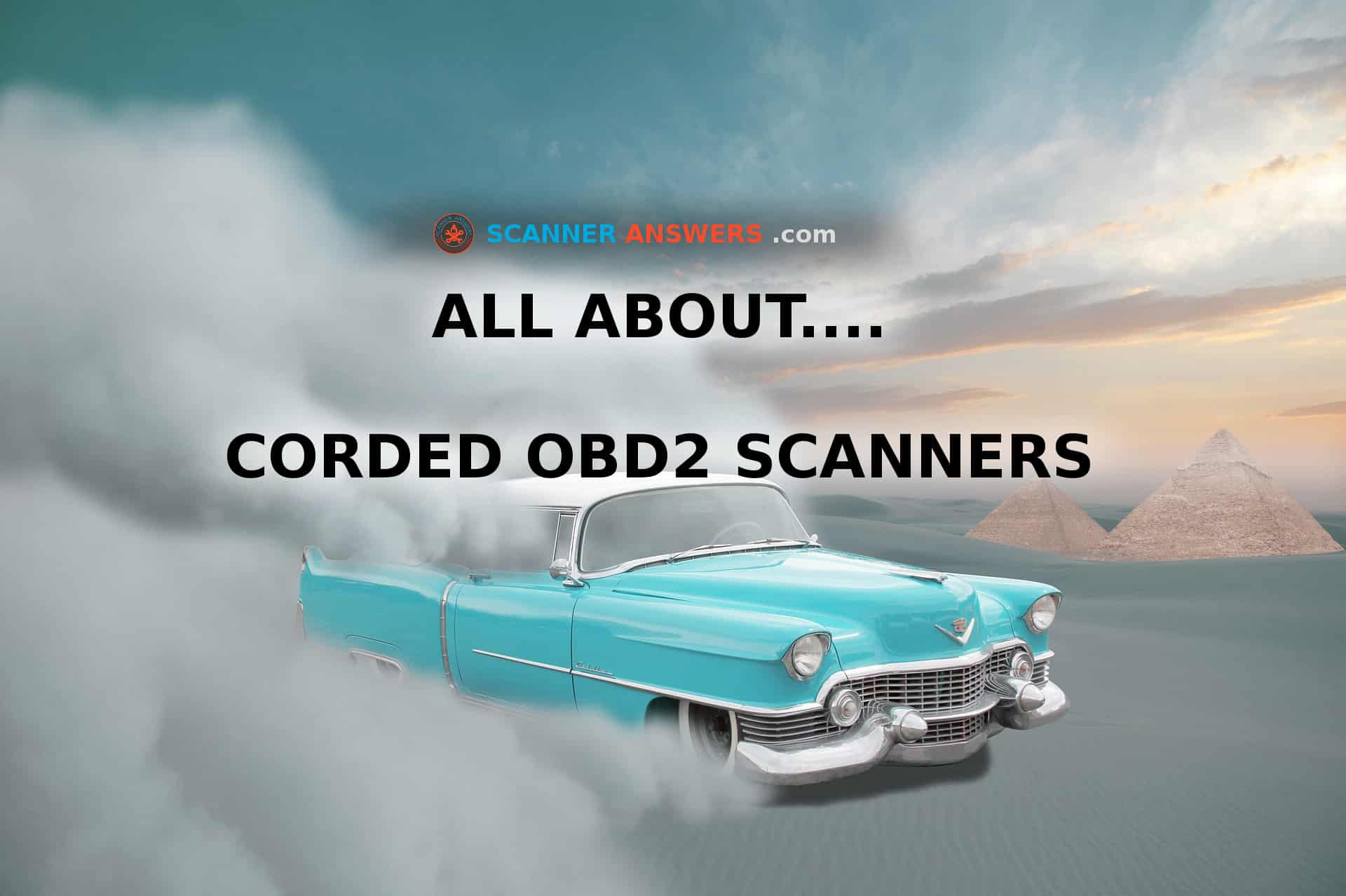 obd2 corded scanners