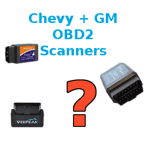 chevy gm obd2 adapters