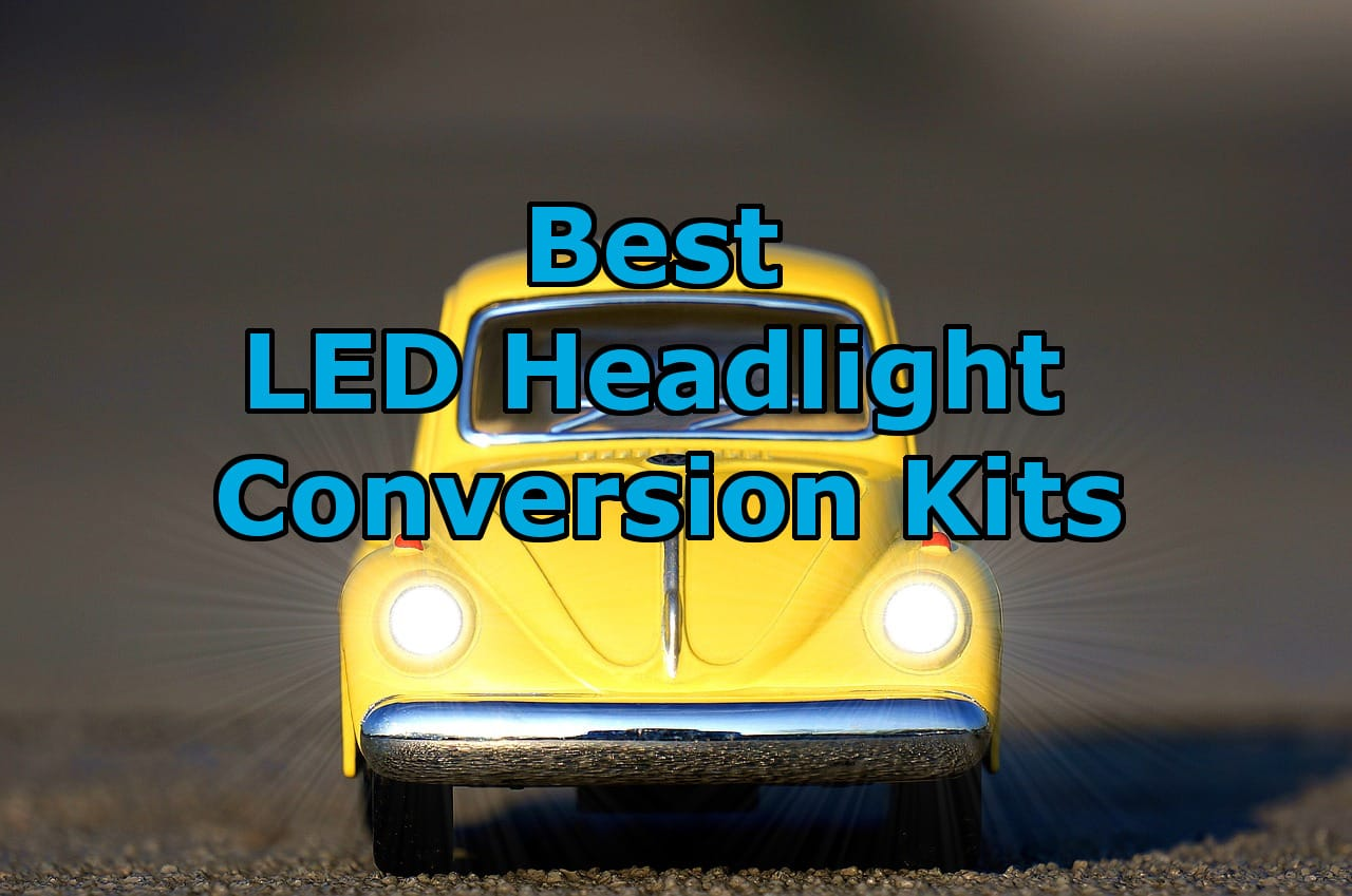 best led headlight conversion kits