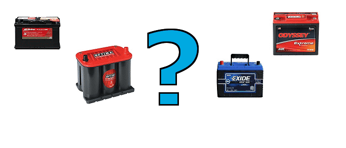 Best Rated Car Batteries for Long Lasting Performance 2019