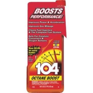 104+ Octane Boost Review