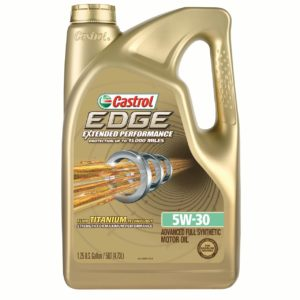 Castrol EDGE Fully Synthetic Motor Oil Review