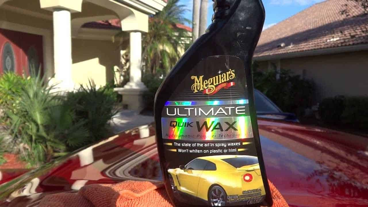 Meguiar's Ultimate Wax Review
