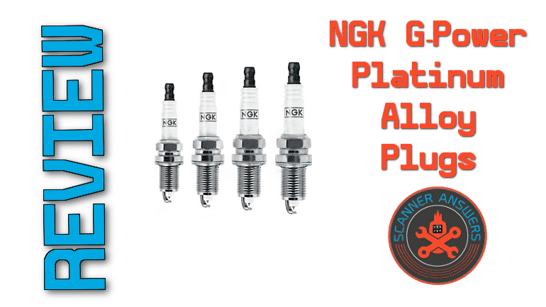 NGK G-Power Platinum Alloy Spark Plug Review