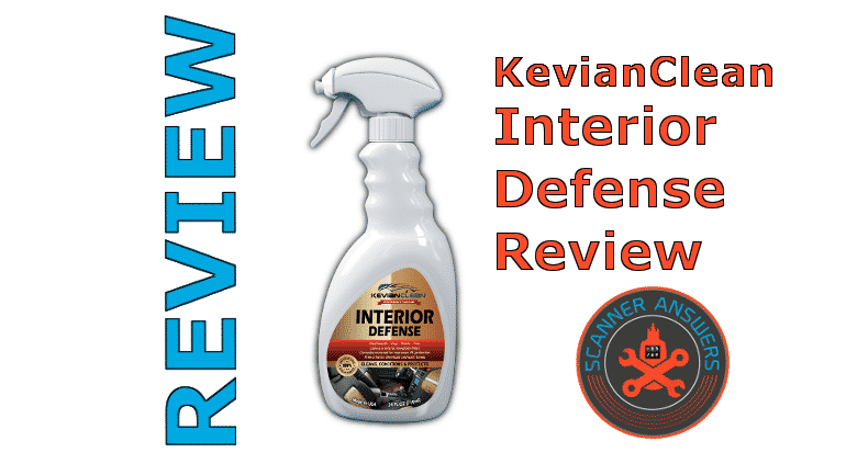 KevianClean Interior Defense Review