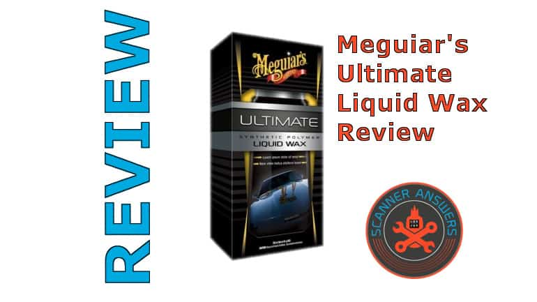 Meguiars Ultimate Liquid Wax Review