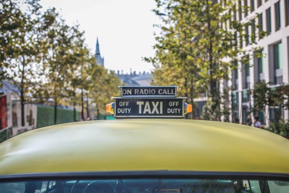NYC Cabs and London Cabs