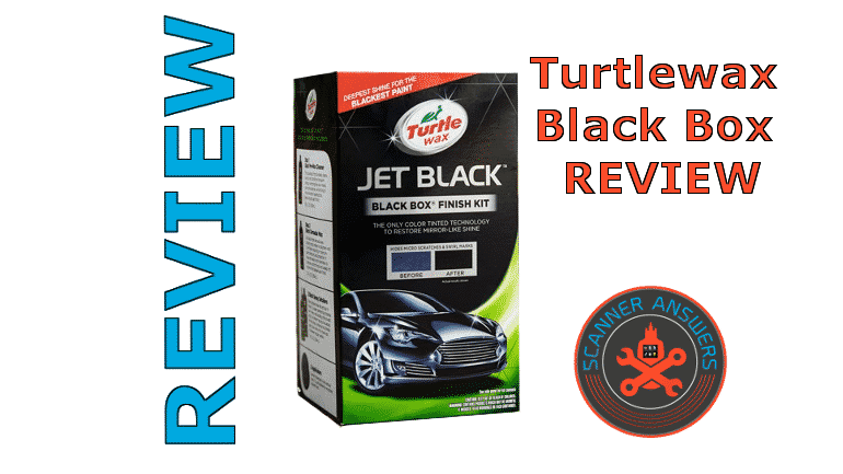 Turtle Wax Black Box Kit Review