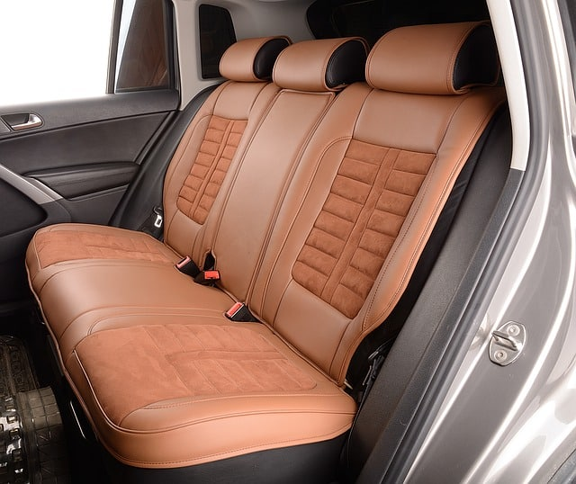clean and protect leather seats