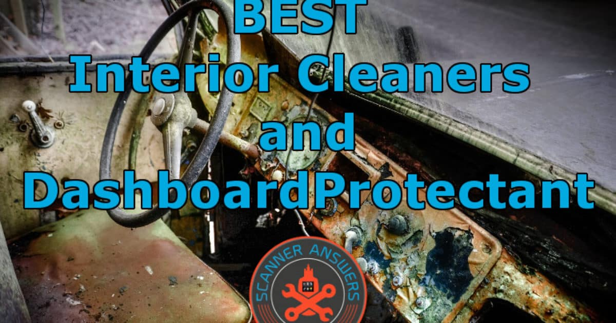 our favorite vehicle interior cleaner and dashboard protectant 5 products that you need for a. Black Bedroom Furniture Sets. Home Design Ideas
