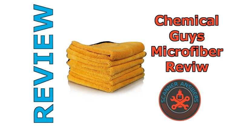 Chemical Guys Microfiber Towel Review
