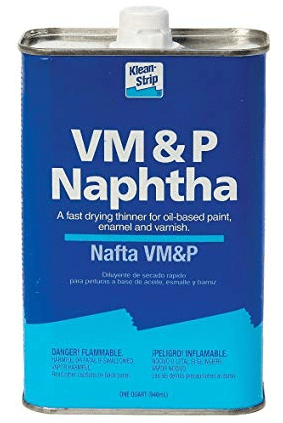 vm&p naptha paint thinner