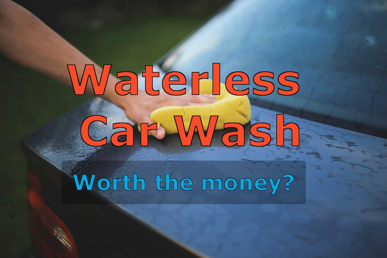 Top Waterless Car Wash For your Vehicle