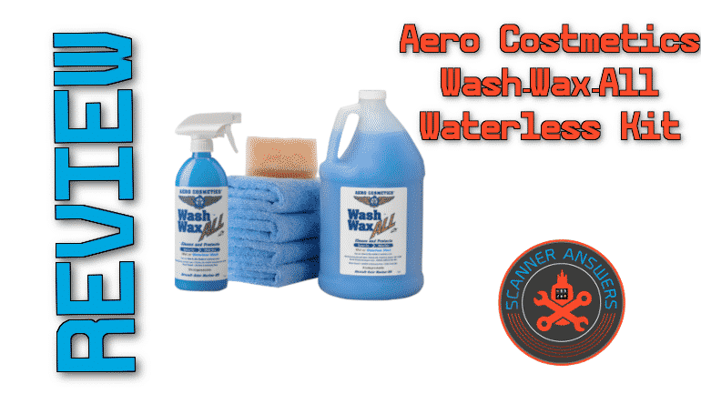 Aero Cosmetics Wet or Waterless Car Wash Review