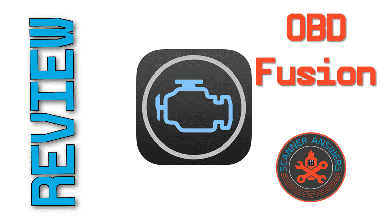OBD Fusion Review - The Most Feature-Packed Diagnostic iOS software