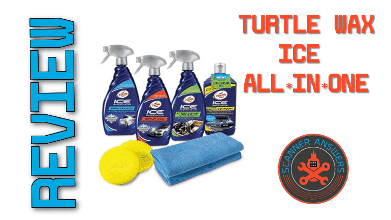 Turtle Wax ICE Review
