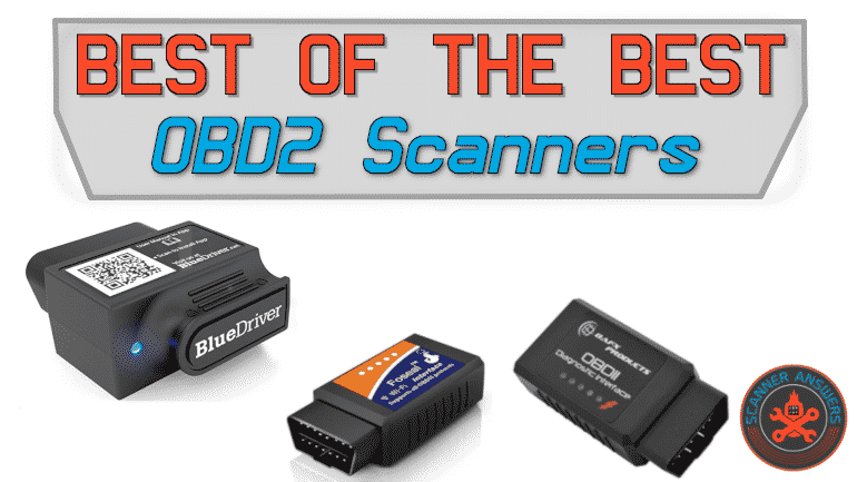 finding the best obdII scan tool version two