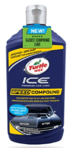 turtle wax ice speed compound