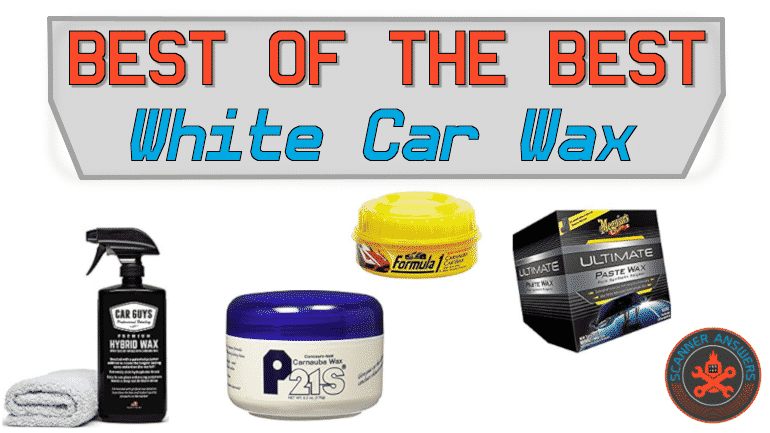 Best Wax for White Cars