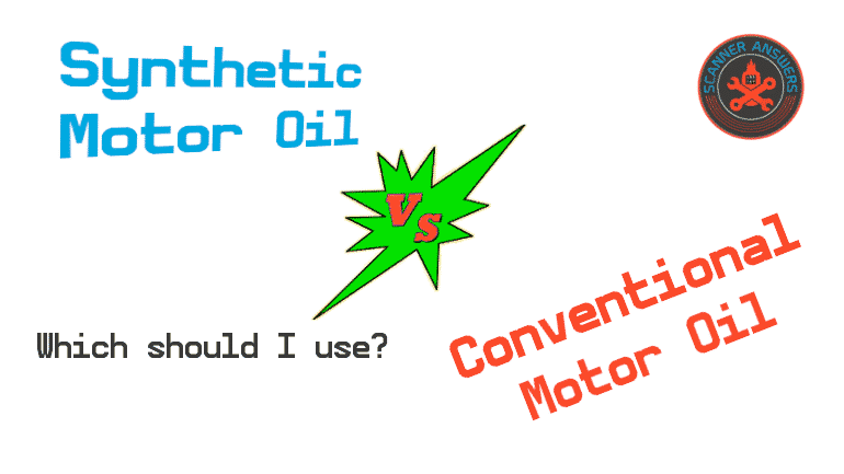 Synthetic or Conventional Motor Oil