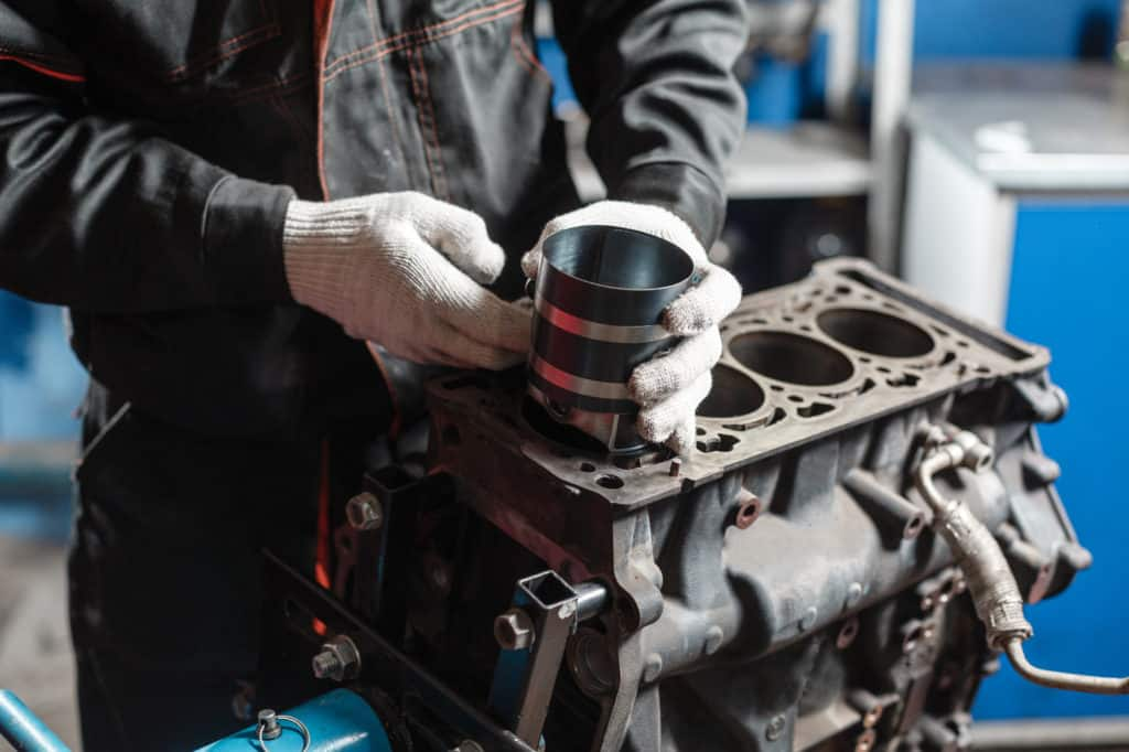how to fix low compression in one cylinder