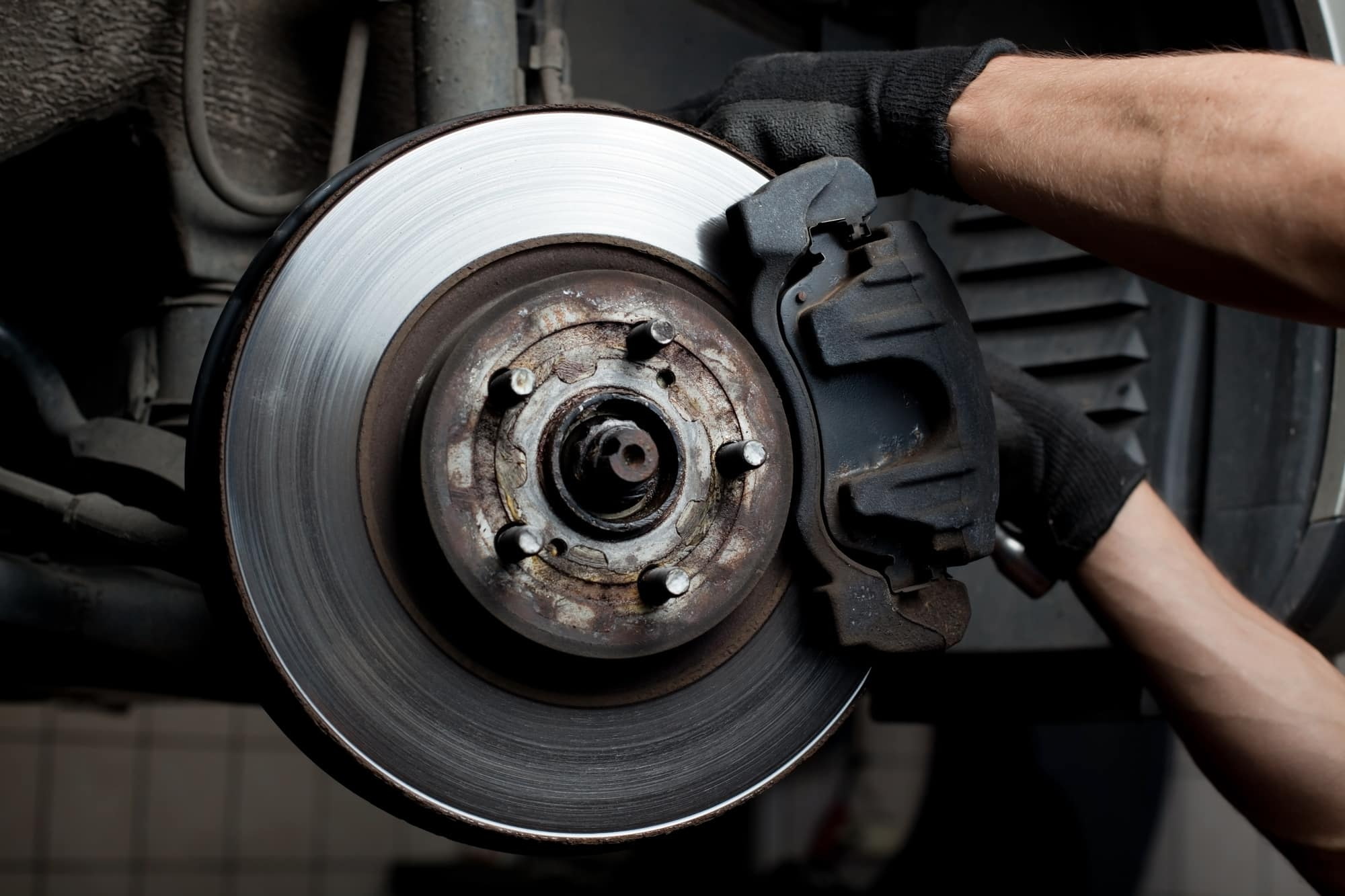 types of brake pads