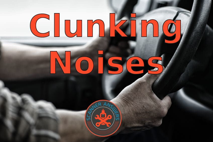 The Possible Causes of Clunking Sounds When You Turn the Steering