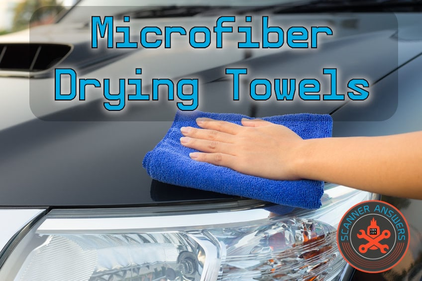 Microfiber Drying Towels