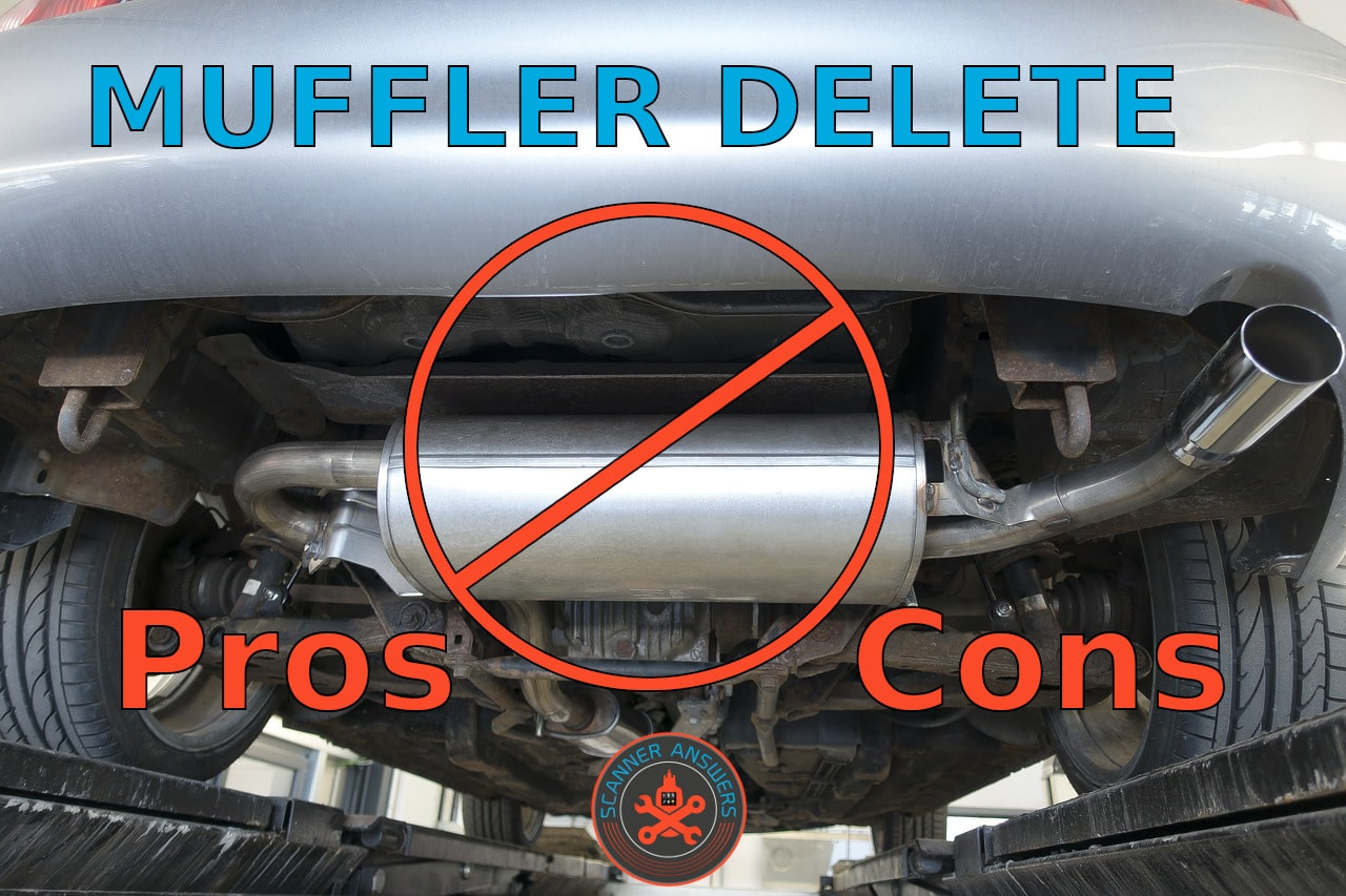 Pros and Cons of a Muffler Delete System in Your Car | ScannerAnswers