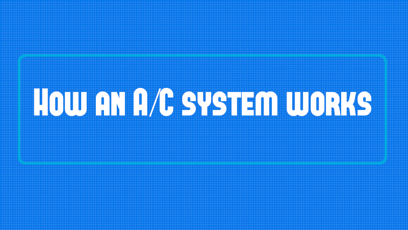 how ac system works