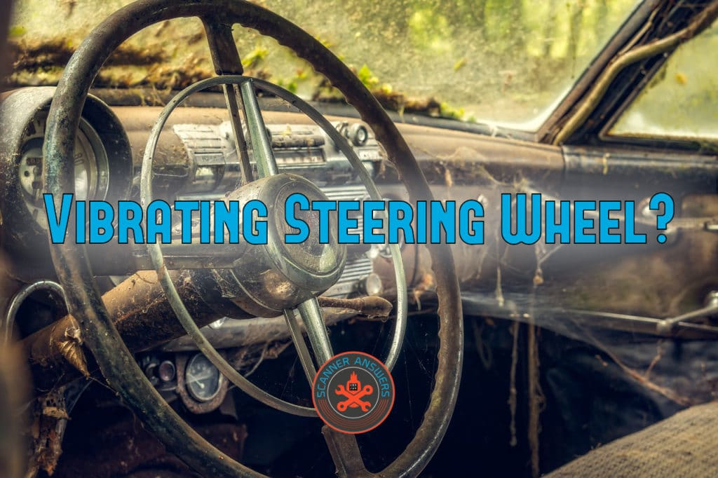 Help! My steering wheel shakes at high speeds, what's