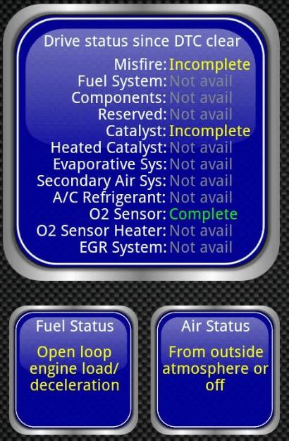 torque dtc fault codes