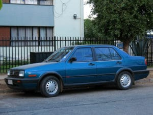 Third-Gen Mark 3 VW Jetta