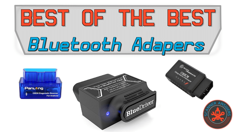 OBD2 Bluetooth Adapter in stores