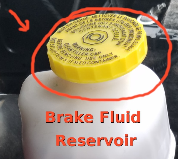 Brake Fluid Reservoir